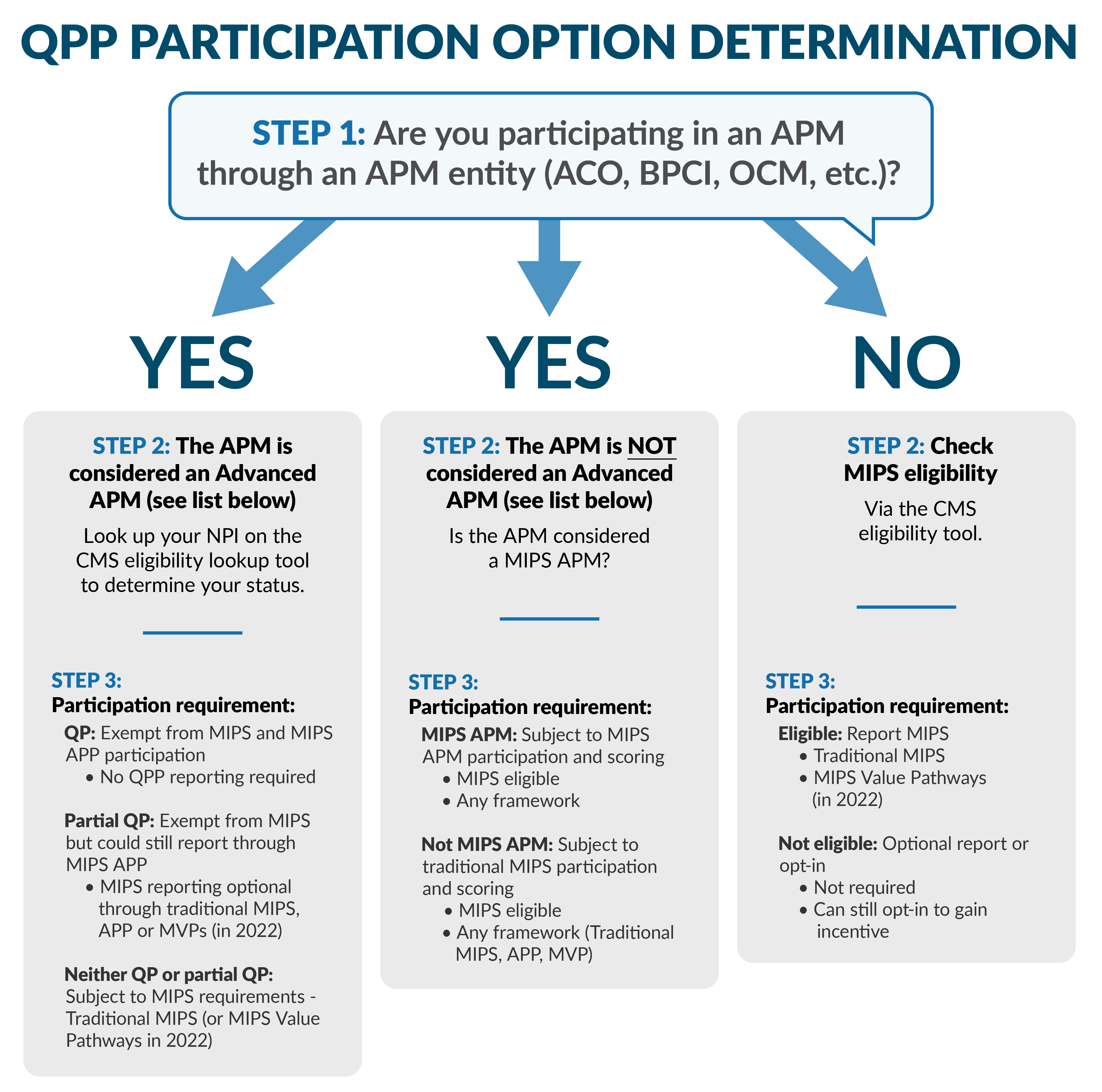 QPP Participation Options
